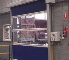 Manufacturing High Speed Door