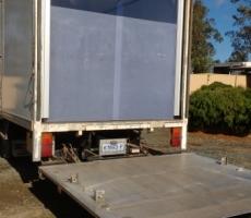 PVC Truck Doors
