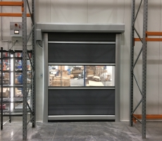 High Speed Door Thermal