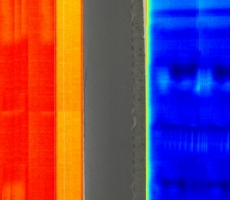 Thermal Image Door Curtain