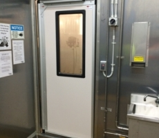 Automated Swing Door