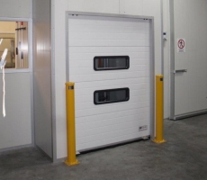 PremSECT Insulated Sectional Doors
