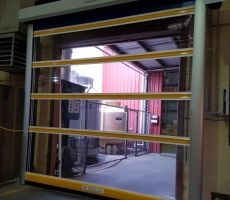 High Speed Door Full Clear