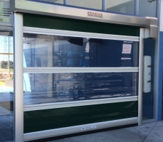 BP - Carwash Rapid Roll Door