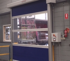 High Speed Door Warehousing