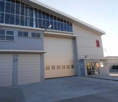 Australian Antarctic Division, Macquarie Wharf, Tasmania - EFAFLEX SST-US Premium