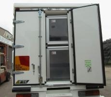 PVC Door, F.T.E Truck