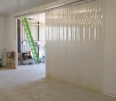 PremSTRIP Sliding Curtain