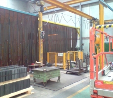 Howden, Visiflex (Weldscreen) PVC Strip Curtain