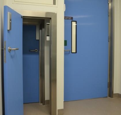 Clean Room Premier Doors Melbourne Australia