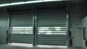 Fast-Secure Warehouse Doors