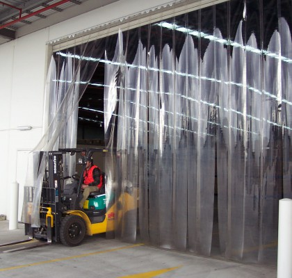 Visiflex PVC Strip Curtain