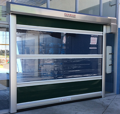 Rapid Auto Roll Door