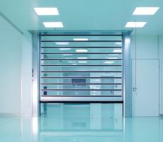 turbo transparent door